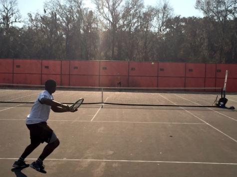 Featured athlete – tennis player, Destiny Okungbowa