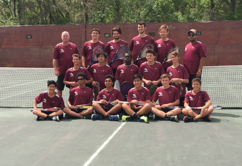 Introducing the 2016-2017 Wiregrass Boys Tennis Team