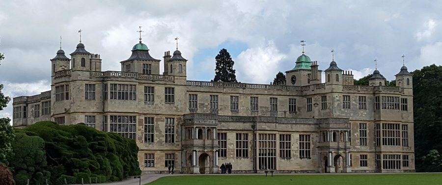 The Globetrotter: Audley End