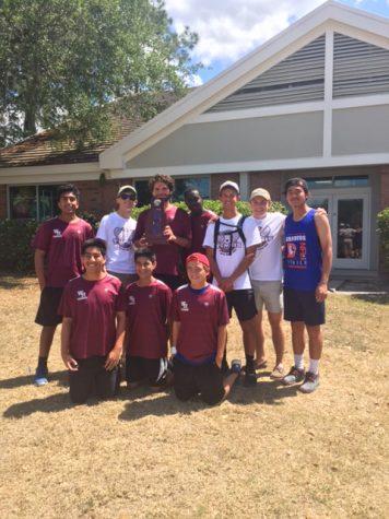Wiregrass tennis team sweeps Districts