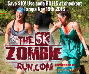 Sign up here: http://www.the5kzombierun.com/tampa