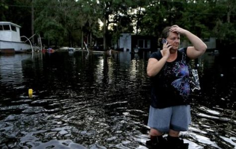 Hurricane Hits Florida for First Time in 11 Years