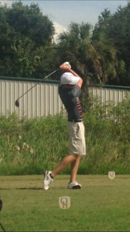 Featured Athlete- Golfer, Ethan Shuster