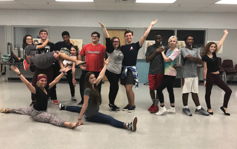 Wiregrass Thespians Prepare For Second Year