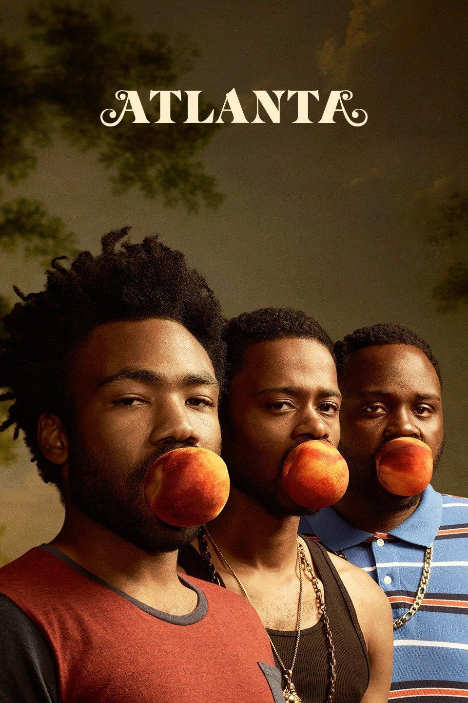 Promotional poster for FX's new comedy-drama,