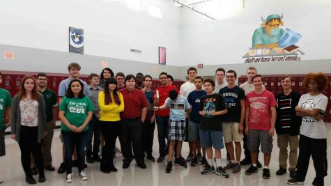 Key Club starts school year with kickoff conference