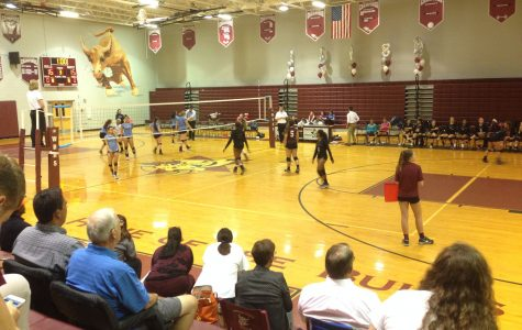 Chapel (left) Wiregrass (right) in the third set.