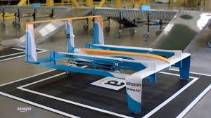 The New Amazon Prime Air Drone