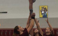 Cheerleading Team Advances to Nationals