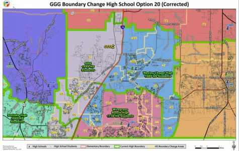 Rezoning changes for Pasco County Schools
