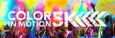 Join the Color in MOtion 5-K in Orlando!
