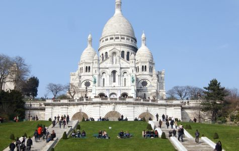 Sacré Cœur gives some of the best views in the city.