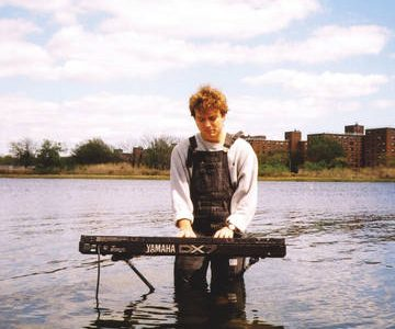 Photo of one of the artist featured in the playlist.- Mac Demarco