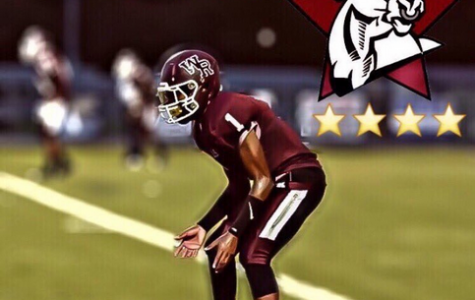 Featured Athlete– Jordan Miner, Varsity Football & Basketball