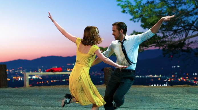 La La Land Emma Watson and Ryan Gosling
