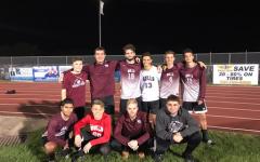 Boys Varsity Soccer Senior Night