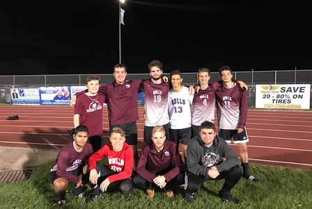 2017 Varsity Soccer seniors
