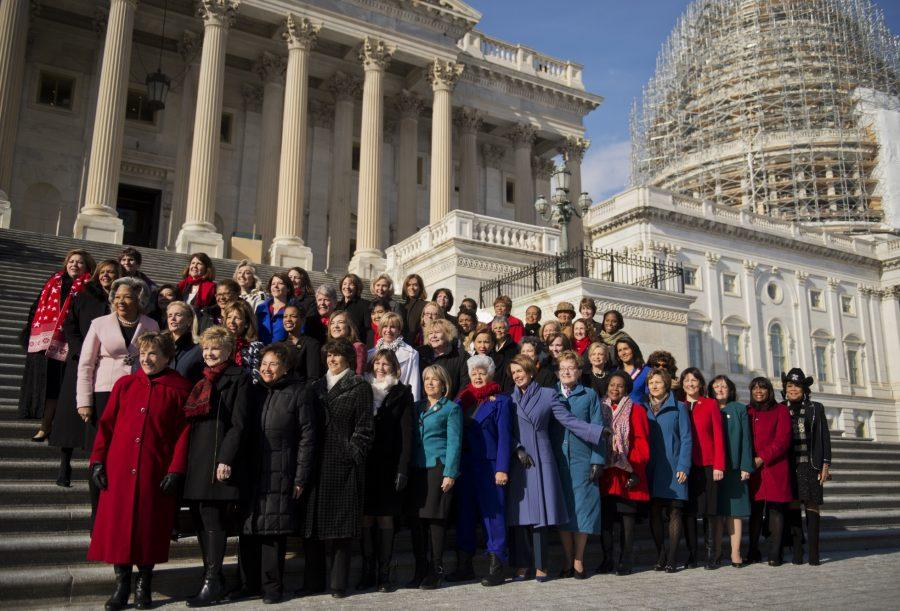 The women of the 114th congress (2015-2016)