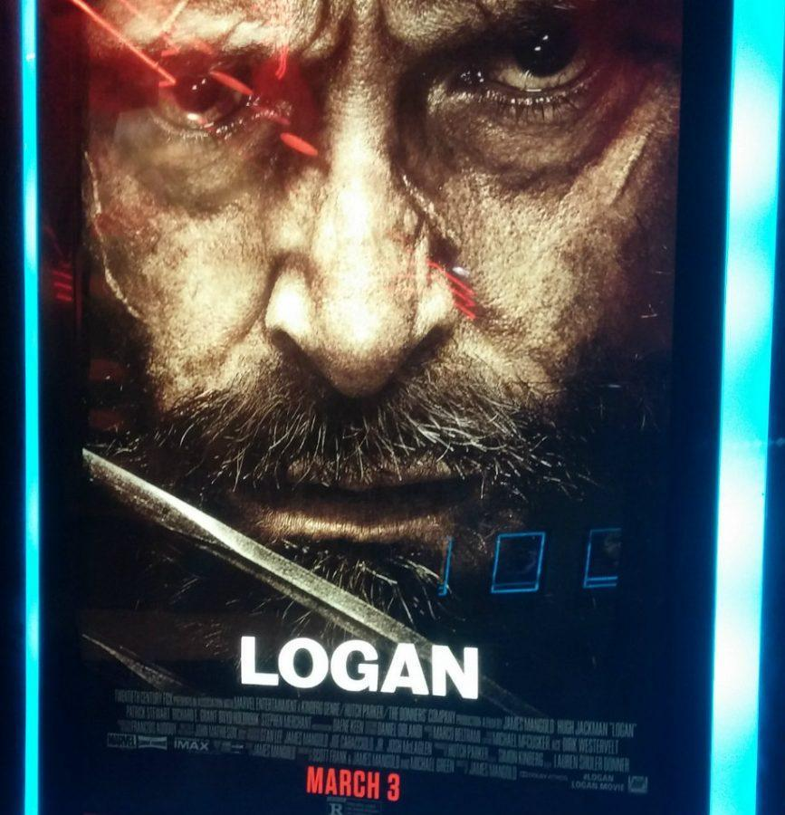 The+promotional+poster+for+%22Logan%22+at+the+AMC+Highwoods+20