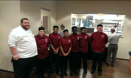 The Wiregrass Ranch Culinary Team