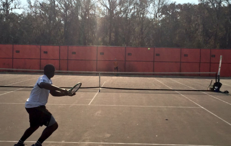 Featured athlete – tennis player, Destiny Okungbowa