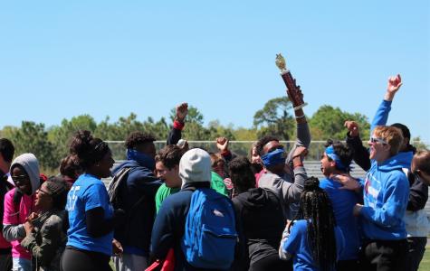 Juniors wins Bulls Olympics 2017
