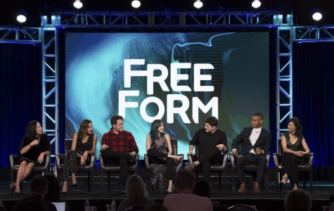 The Cast of Freeform's  new teen drama,