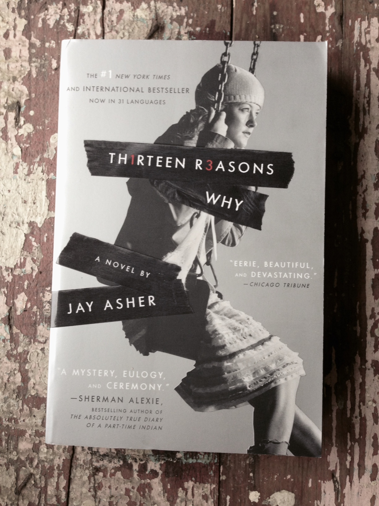 Thirteen Reasons Why Book to Show Comparison and Review ...