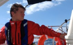 Student sets sail to Cuba over break