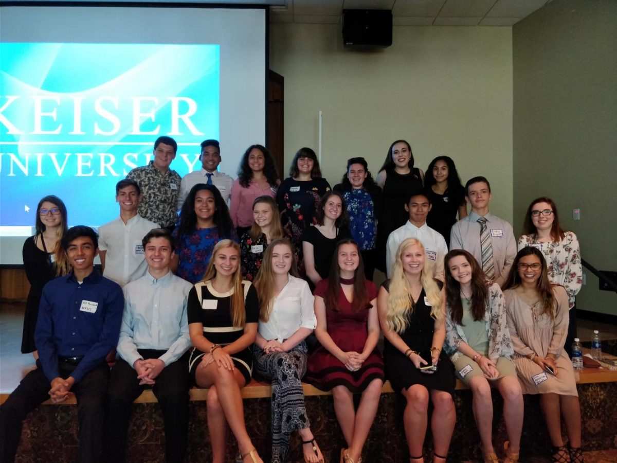 All+of+the+Key+Club+members+from+WRHS+that+attended+KCKC