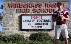Featured Athlete: Quarterback, Grant Sessums