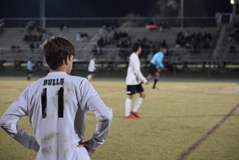 Girls varsity soccer recognize seniors