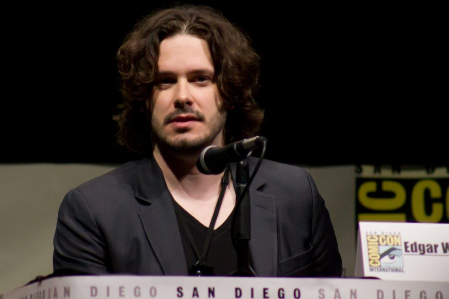 Edgar+Wright+at+Comic-Con+in+San+Diego.