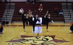 Wiregrass Dance Team impresses