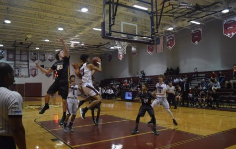 Boys' basketball team starts off the season strong