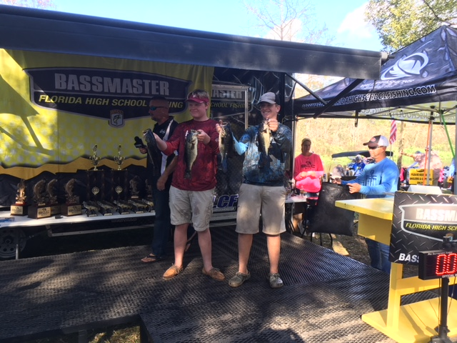 Casting out: Wiregrass competes in bass fishing tournament