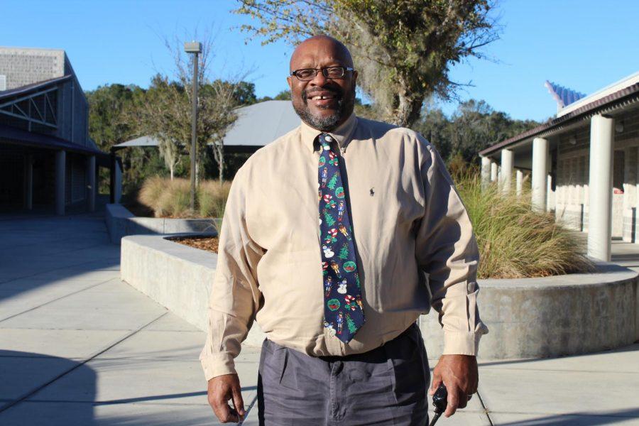 Assistant Principal Jimmy Dubose