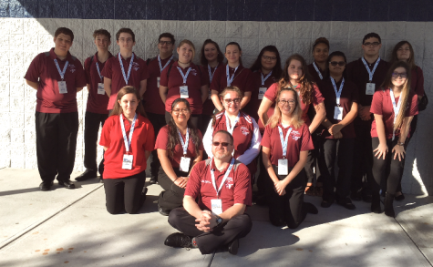 HOSA travels to regional competition