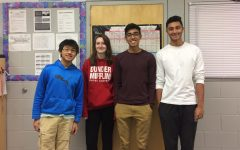 Mathletes participate in first competition of the year