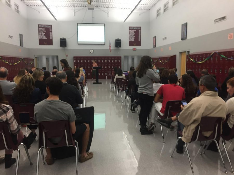 Science National Honor Society welcomes new members