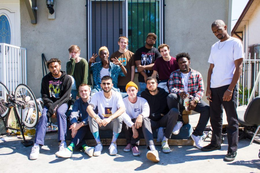BROCKHAMPTON%3A+A+genre+of+their+own