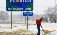 Florida cools down this Winter