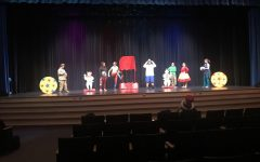 The Wiregrass drama department presents 'Seussical the Musical'