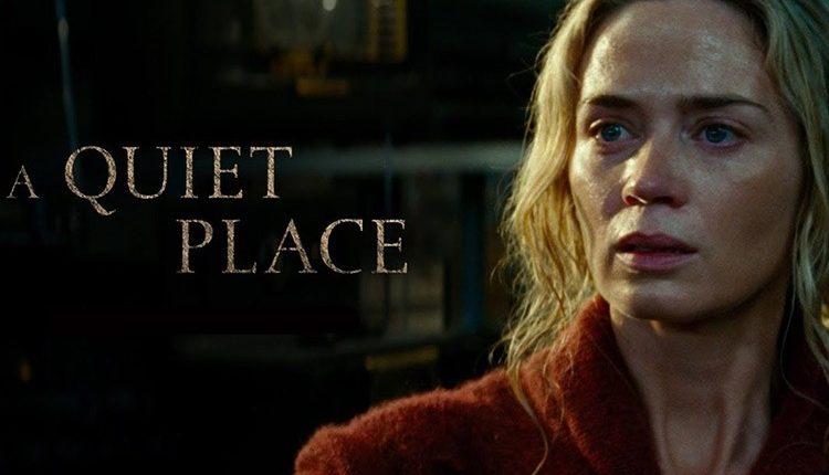 A Quiet Place: A silent trimuph