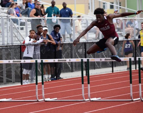 Bulls track team takes on conference meet