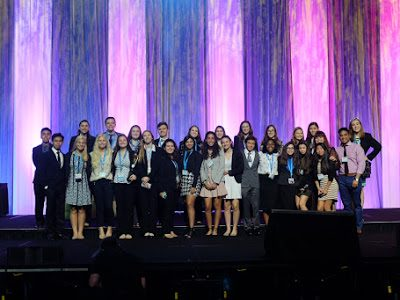 Key Club travels to district conference in Orlando