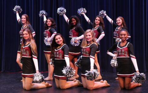LuvaBulls Dance Team showcases talent at Spring Production