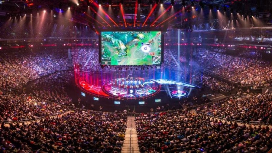 The League of Legends 2017 Tournament Finals. For those who think Let's Plays are just for YouTube.
