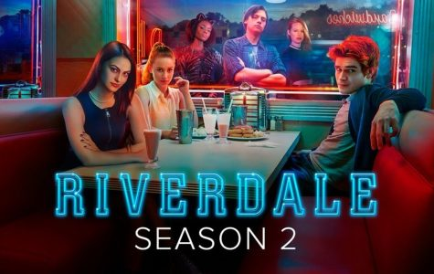 Banner of Riverdale Season 2.