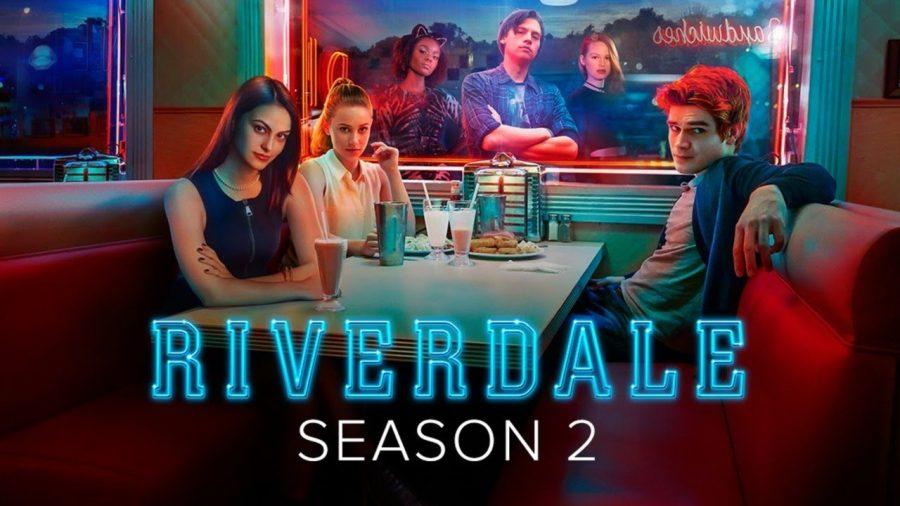 Banner of Riverdale Season 2.